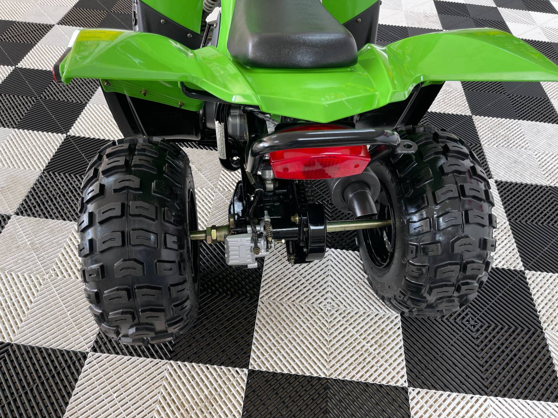 2017 Arctic Cat DVX 90 in Herkimer, New York - Photo 12