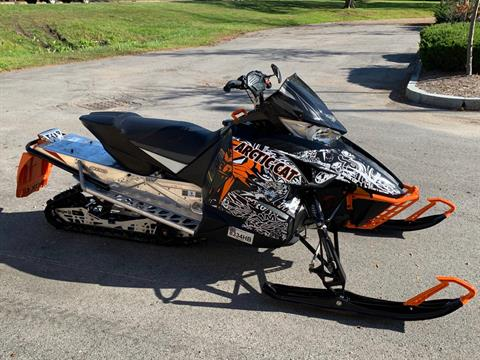 2014 Arctic Cat ZR® 8000 LXR ES in Herkimer, New York - Photo 3
