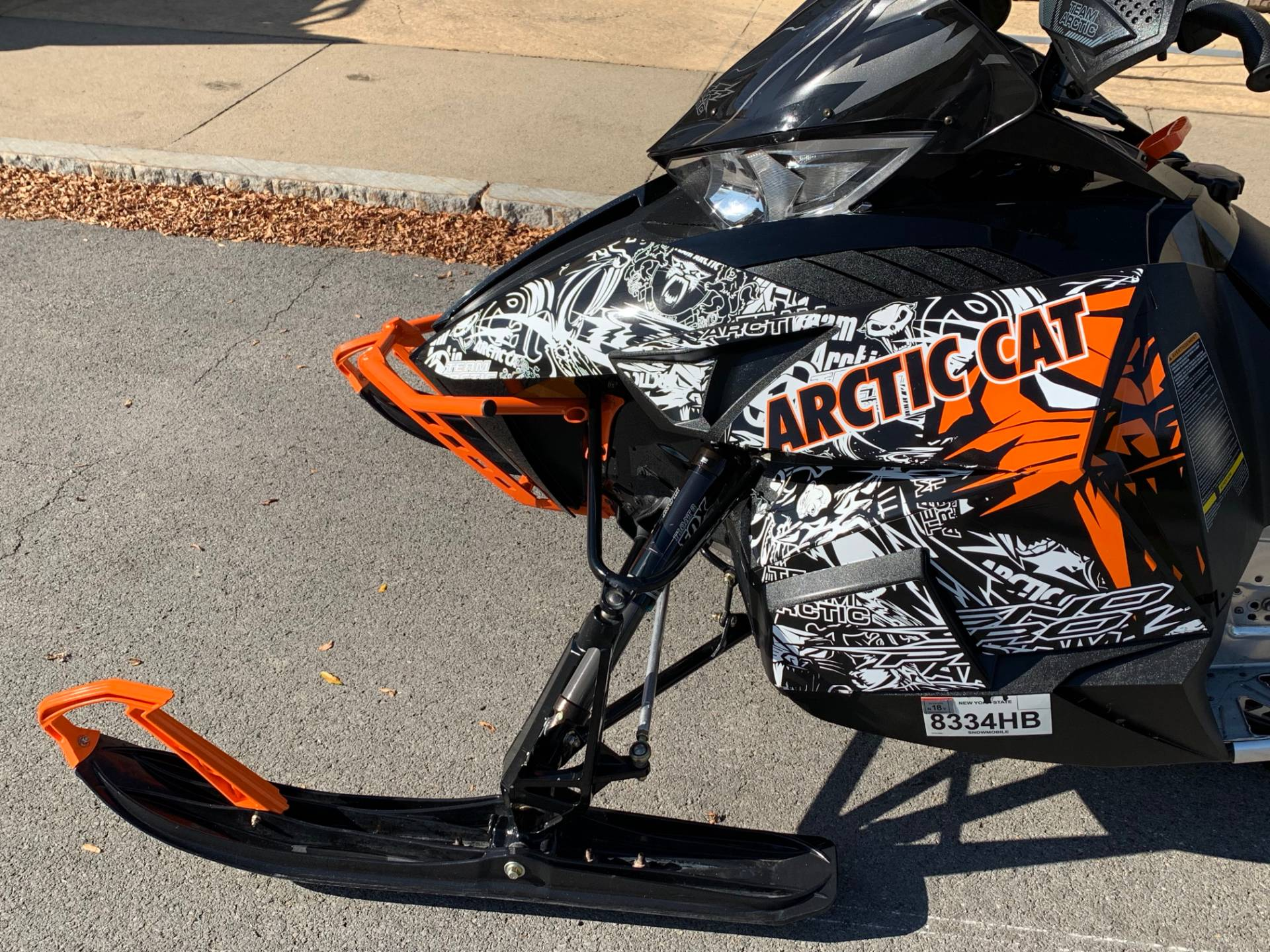 2014 Arctic Cat ZR® 8000 LXR ES in Herkimer, New York - Photo 15
