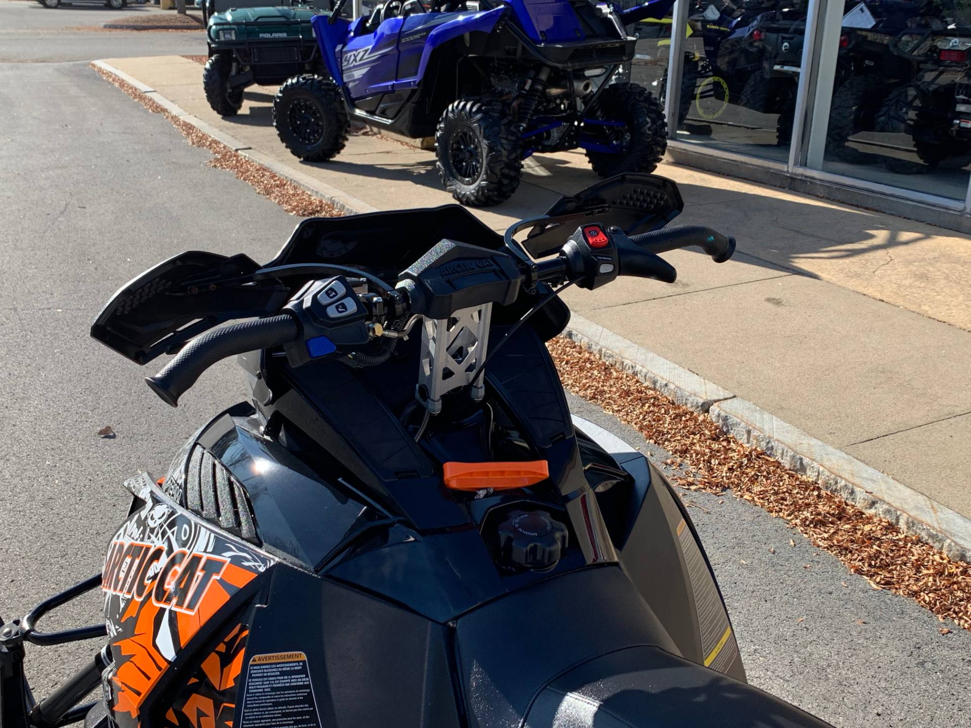 2014 Arctic Cat ZR® 8000 LXR ES in Herkimer, New York - Photo 16