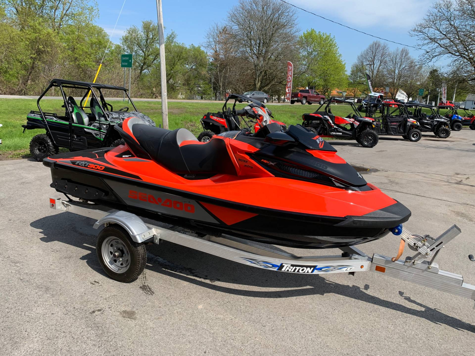 2016 Sea-Doo RXT-X 300 in Herkimer, New York