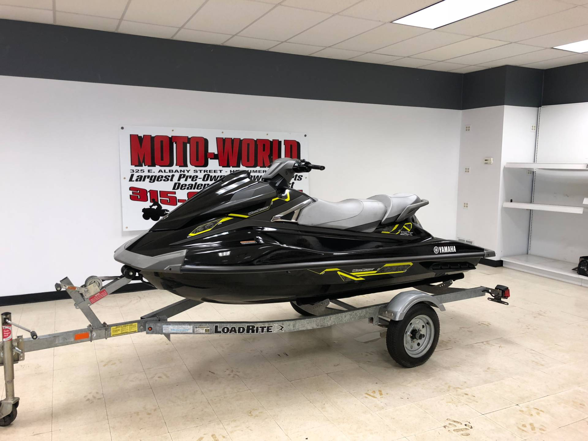 2015 Yamaha VX Deluxe for sale 141856