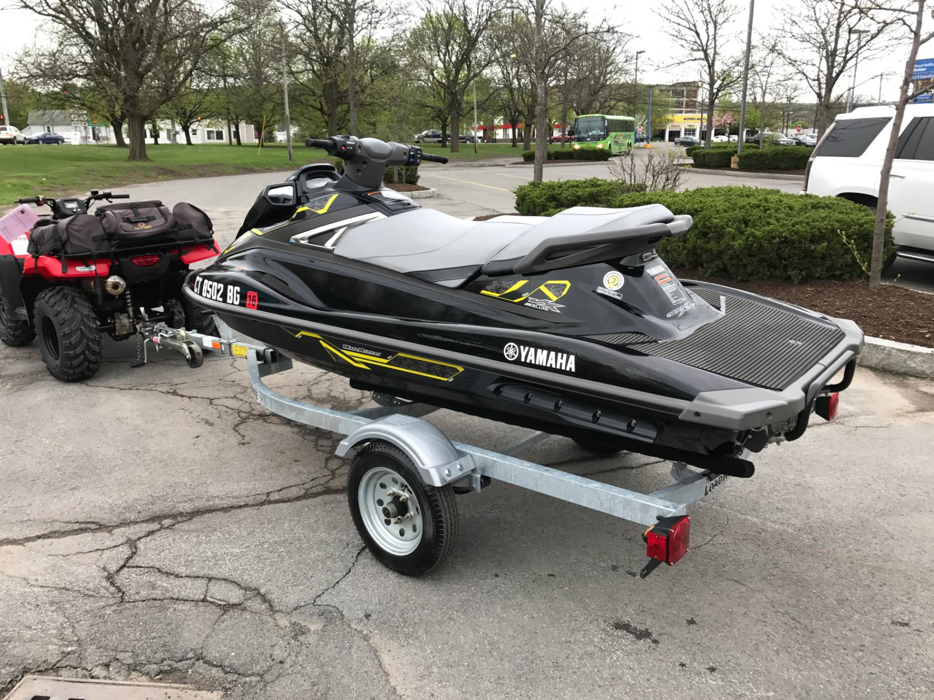 2015 Yamaha VX® Deluxe in Herkimer, New York