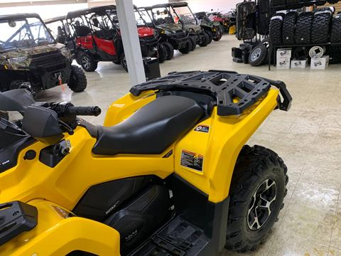 2016 Can-Am Outlander XT 650 in Herkimer, New York