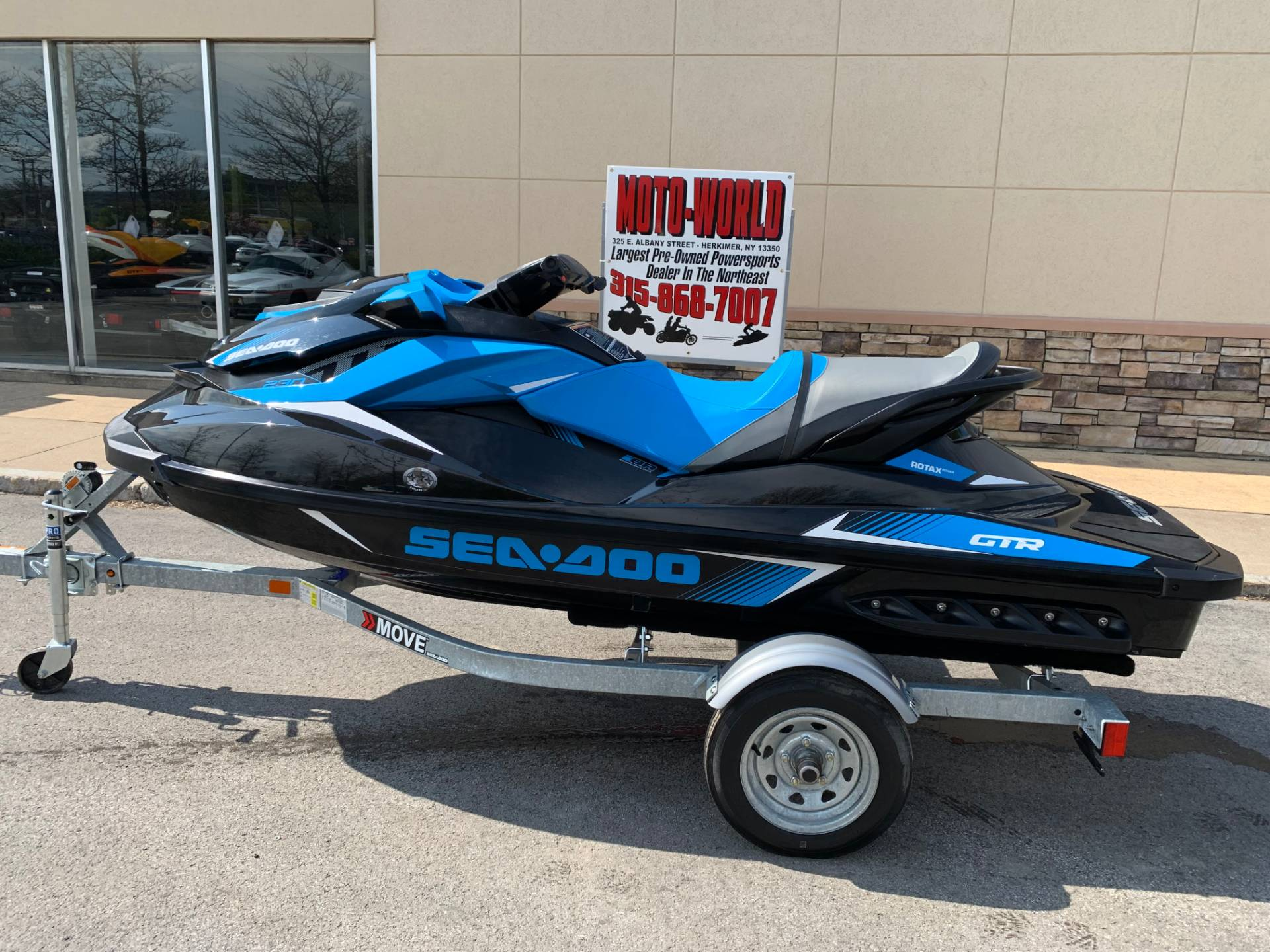 2018 Sea-Doo GTR 230 in Herkimer, New York - Photo 1