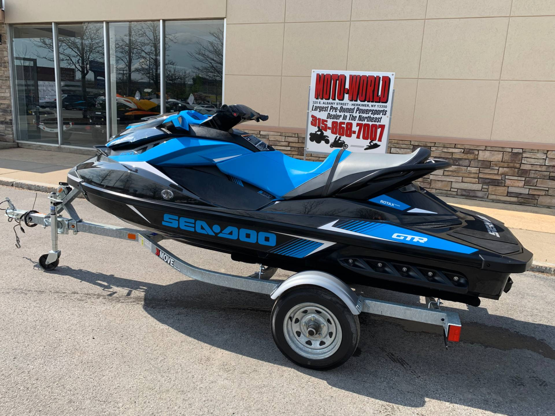 2018 Sea-Doo GTR 230 in Herkimer, New York - Photo 3