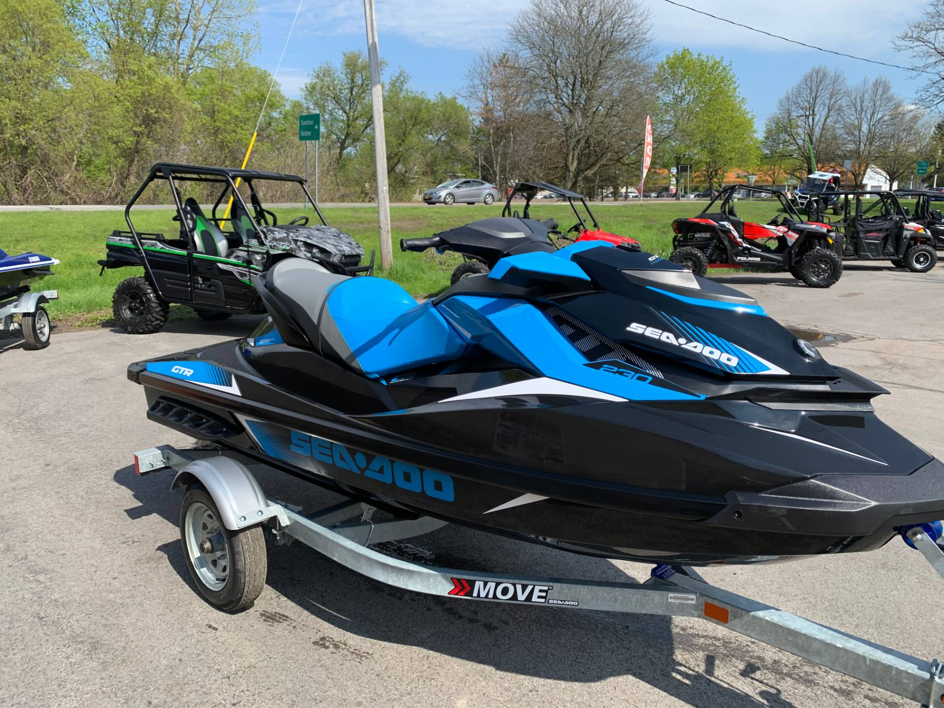 2018 Sea-Doo GTR 230 in Herkimer, New York - Photo 7