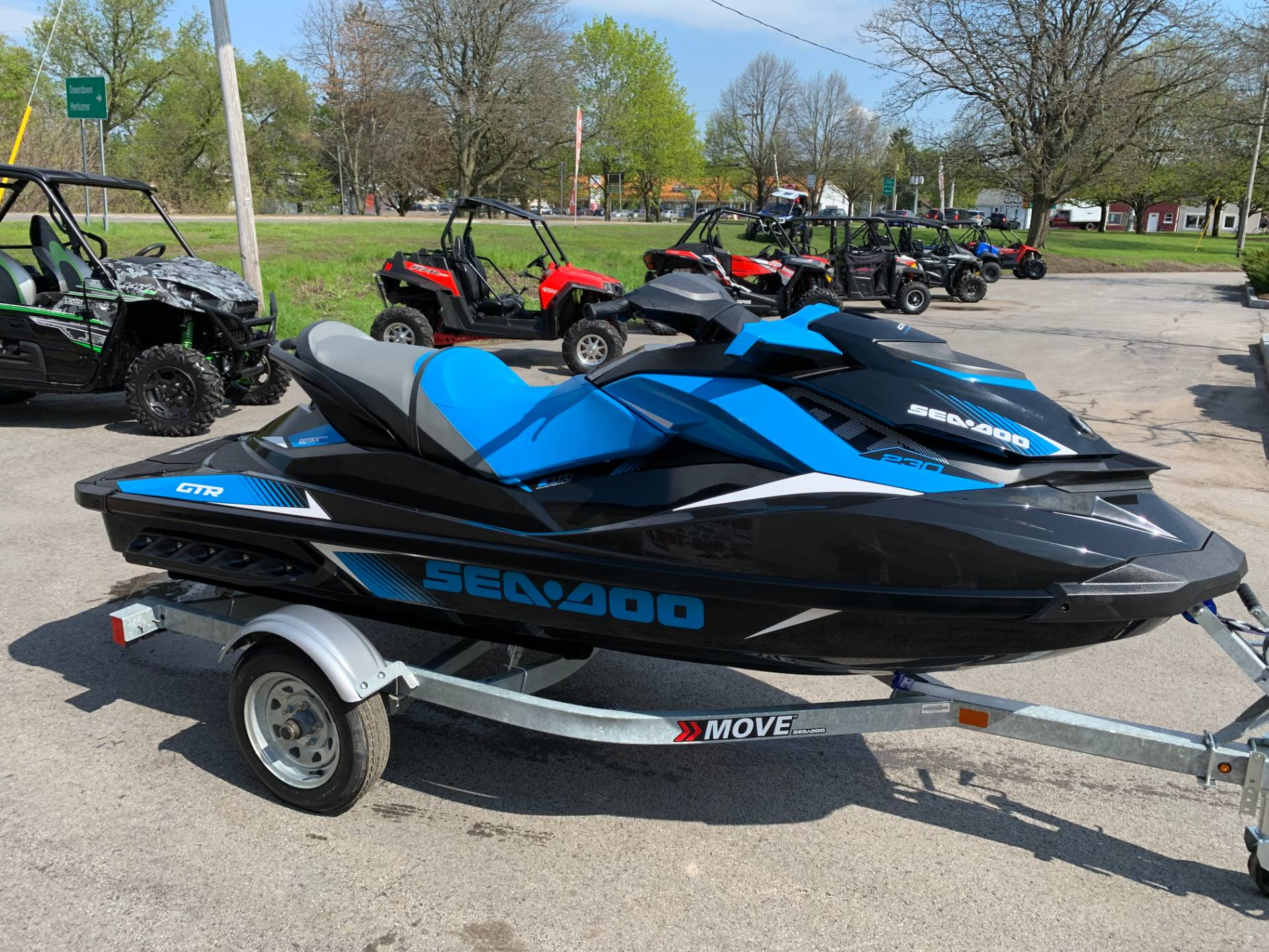 2018 Sea-Doo GTR 230 in Herkimer, New York - Photo 8