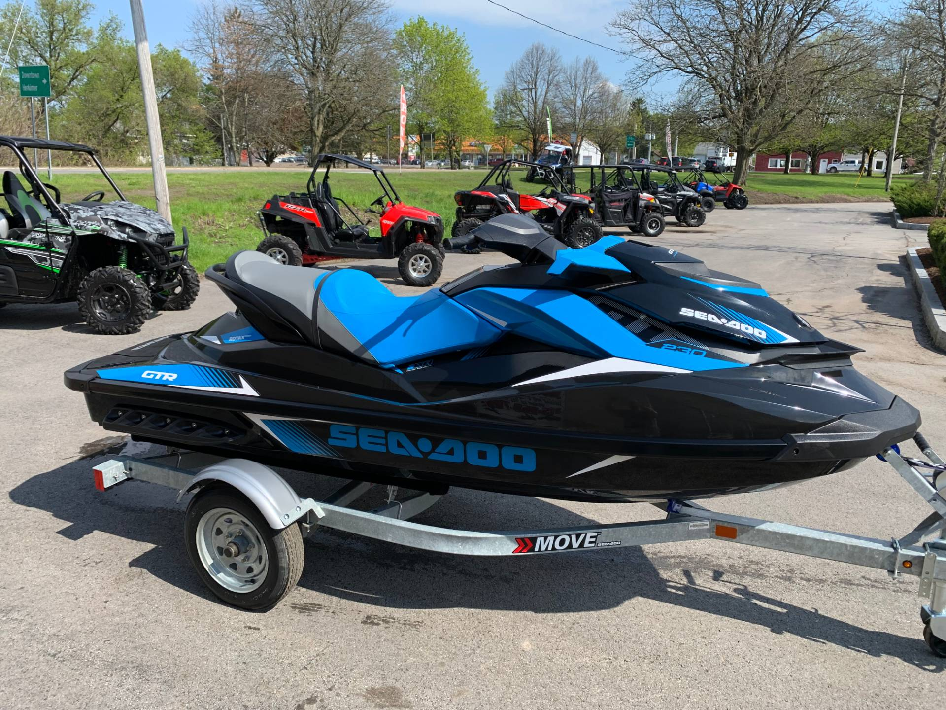 2018 Sea-Doo GTR 230 in Herkimer, New York - Photo 9