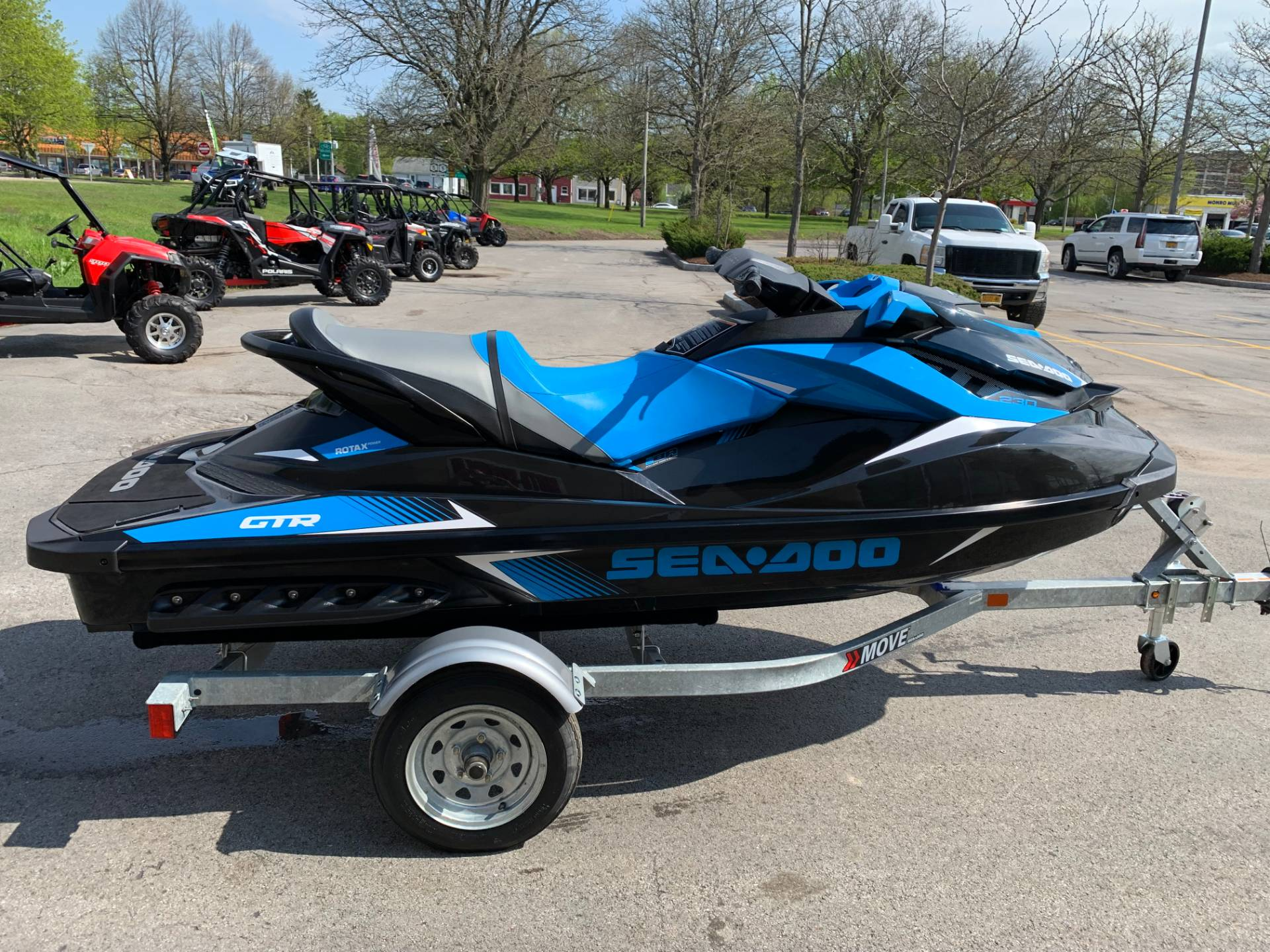 2018 Sea-Doo GTR 230 in Herkimer, New York - Photo 10