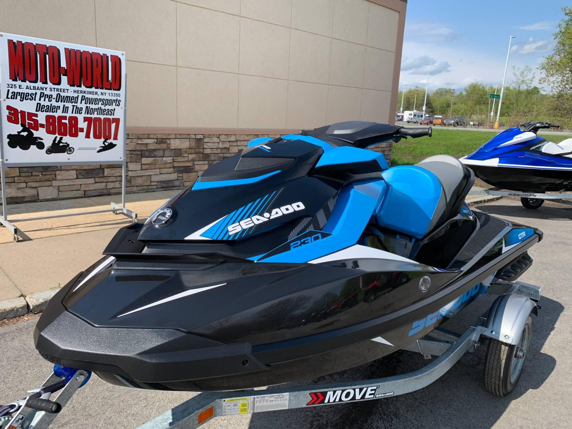 2018 Sea-Doo GTR 230 in Herkimer, New York - Photo 18