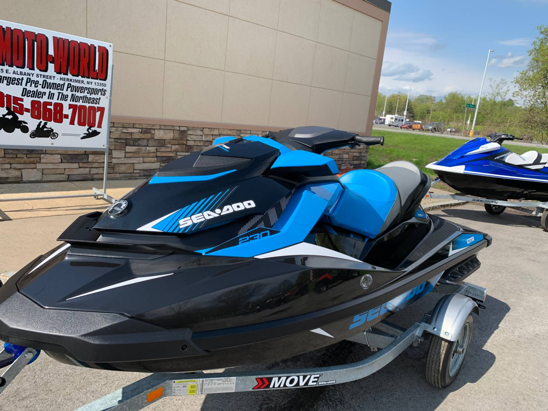 2018 Sea-Doo GTR 230 in Herkimer, New York - Photo 19