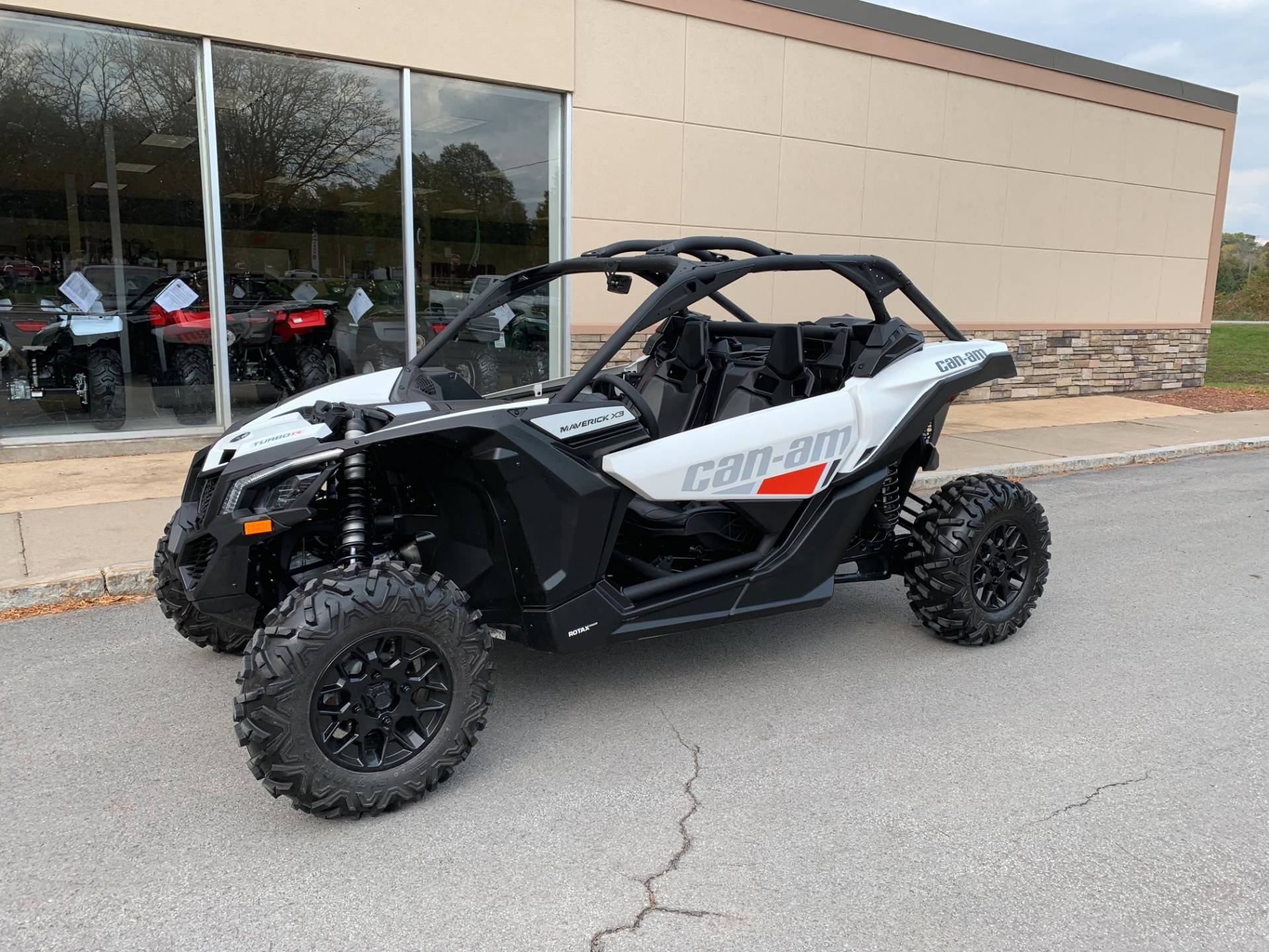 2017 Can-Am Maverick X3 Turbo R in Herkimer, New York