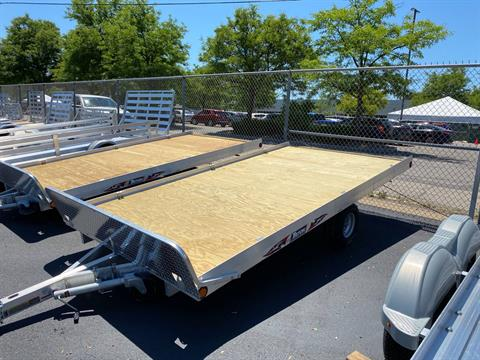 2020 Triton Trailers ATV 128-TR in Herkimer, New York - Photo 2