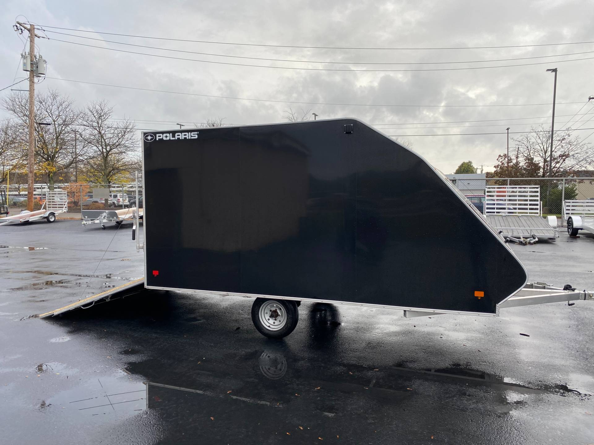 2018 Mission Trailers Crossover Snowmobile Trailers (MFS 101 x 12 Crossover) in Herkimer, New York - Photo 15