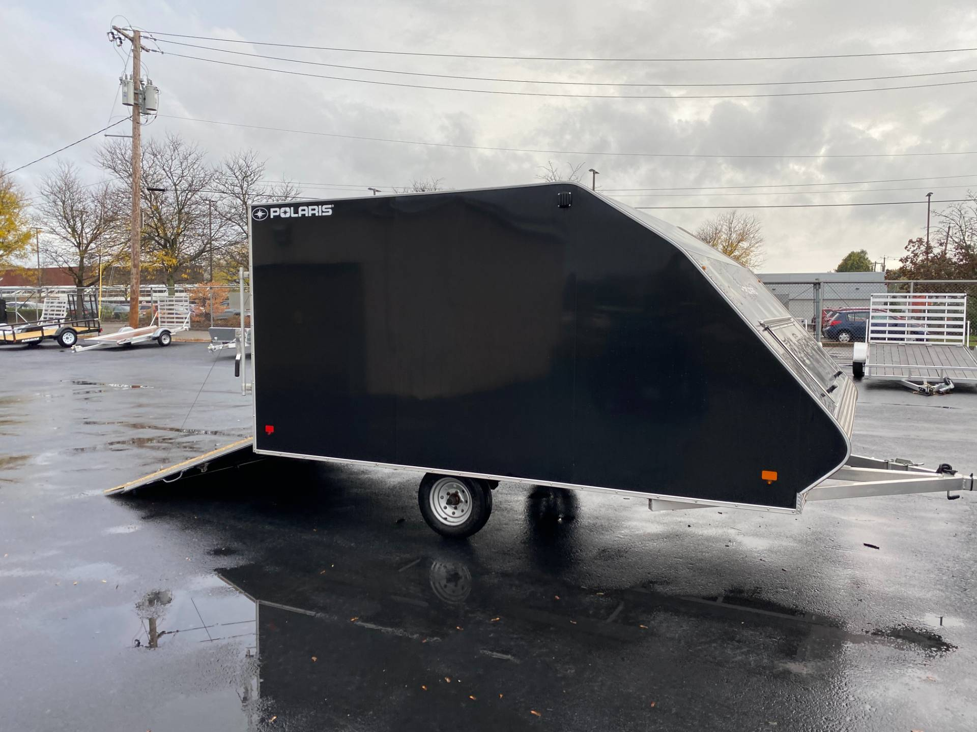 2018 Mission Trailers Crossover Snowmobile Trailers (MFS 101 x 12 Crossover) in Herkimer, New York - Photo 16