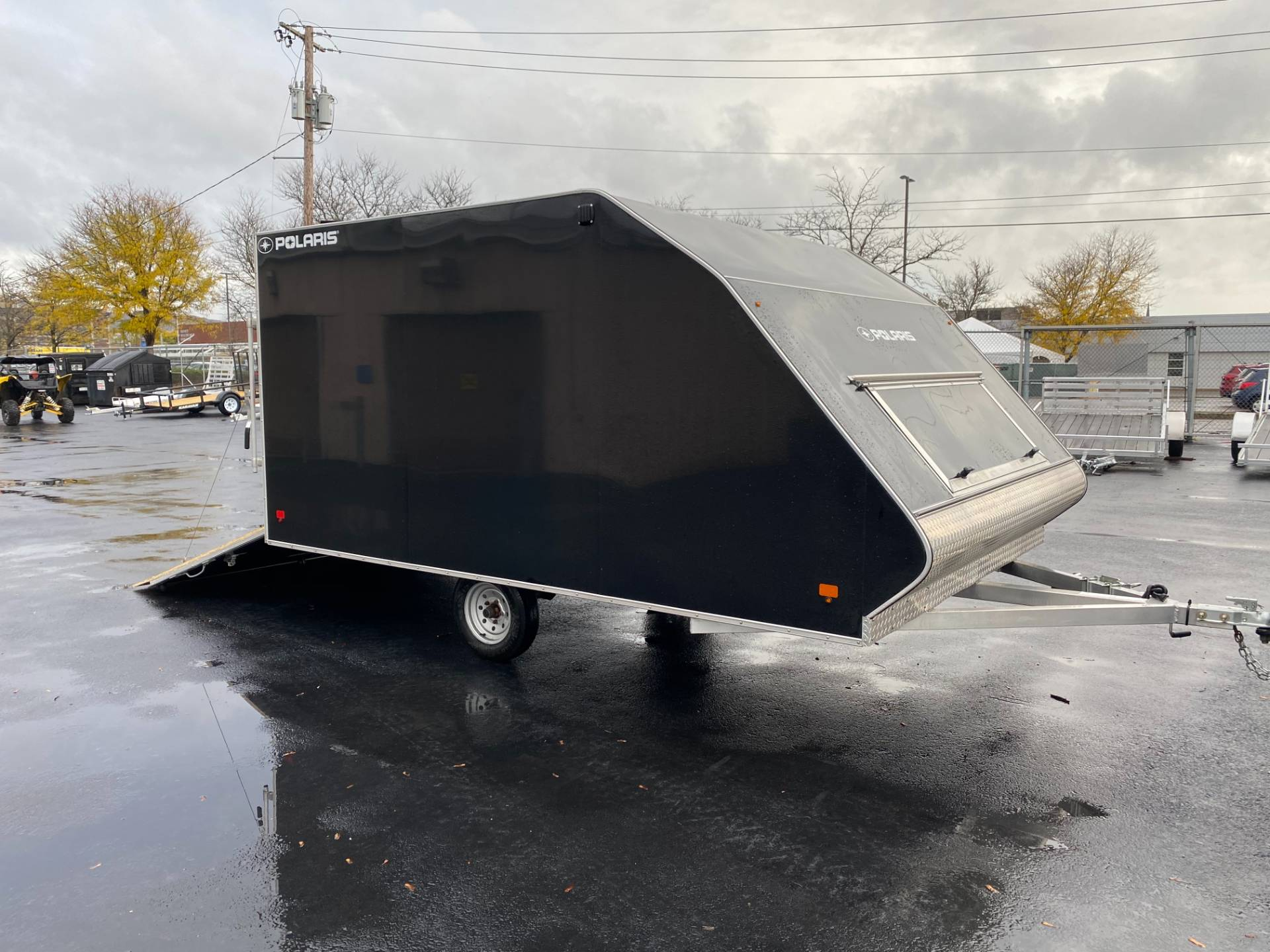 2018 Mission Trailers Crossover Snowmobile Trailers (MFS 101 x 12 Crossover) in Herkimer, New York - Photo 17