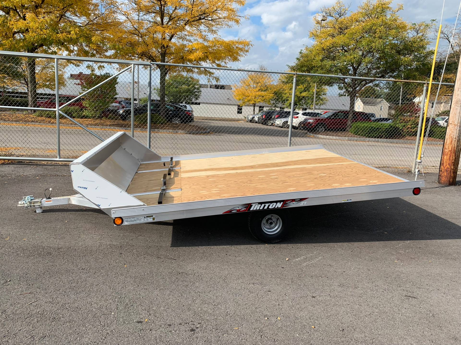 2019 Triton Trailers XT10-101 QP in Herkimer, New York - Photo 1