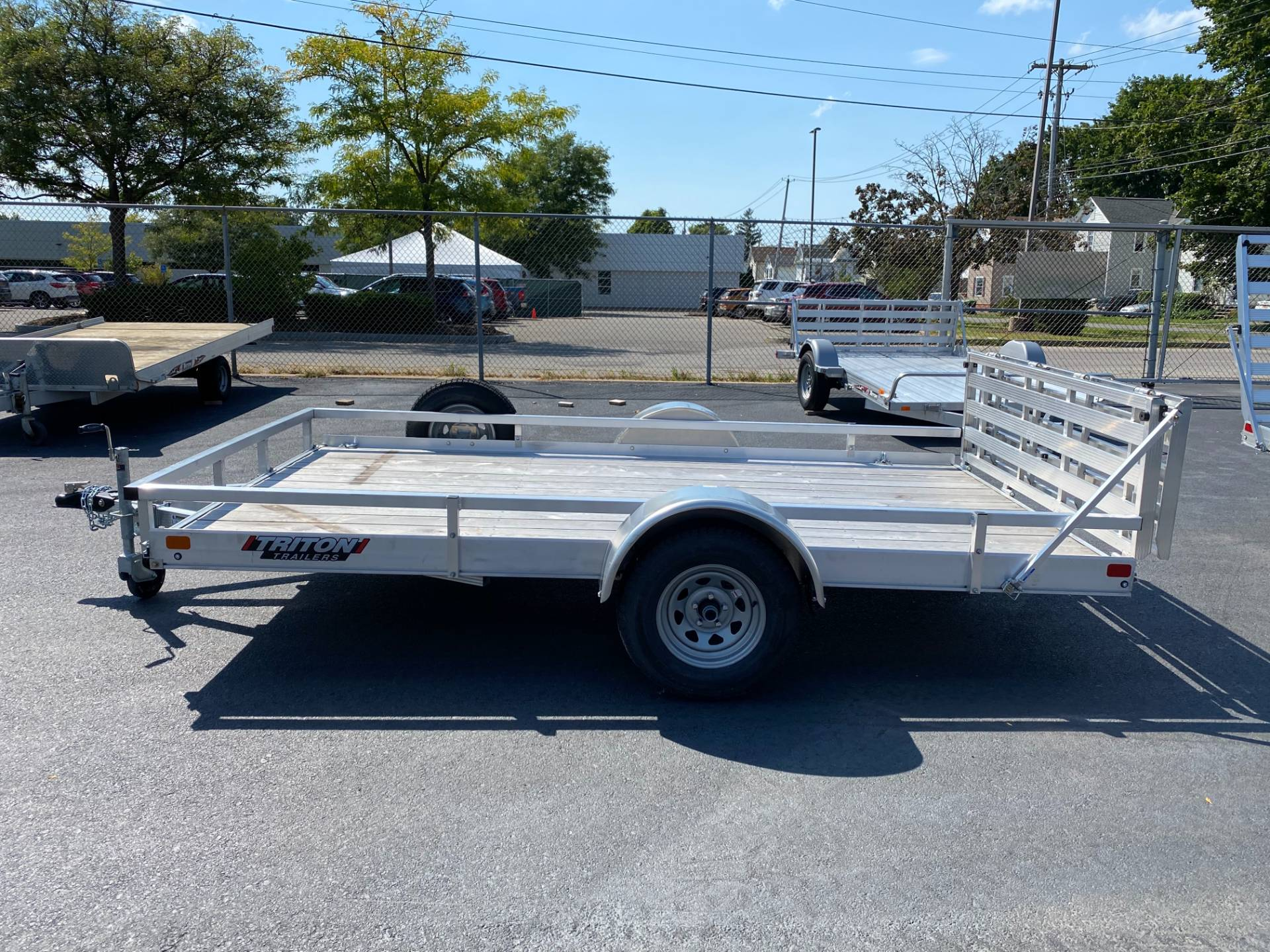 2020 Triton Trailers FIT 1281-P in Herkimer, New York - Photo 2