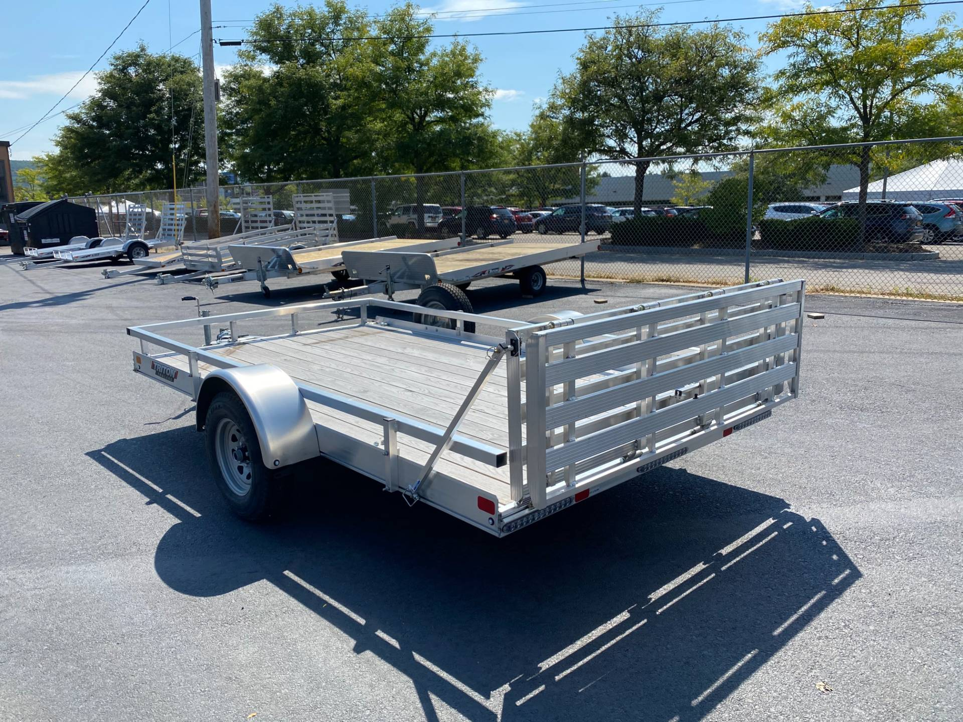 2020 Triton Trailers FIT 1281-P in Herkimer, New York - Photo 3