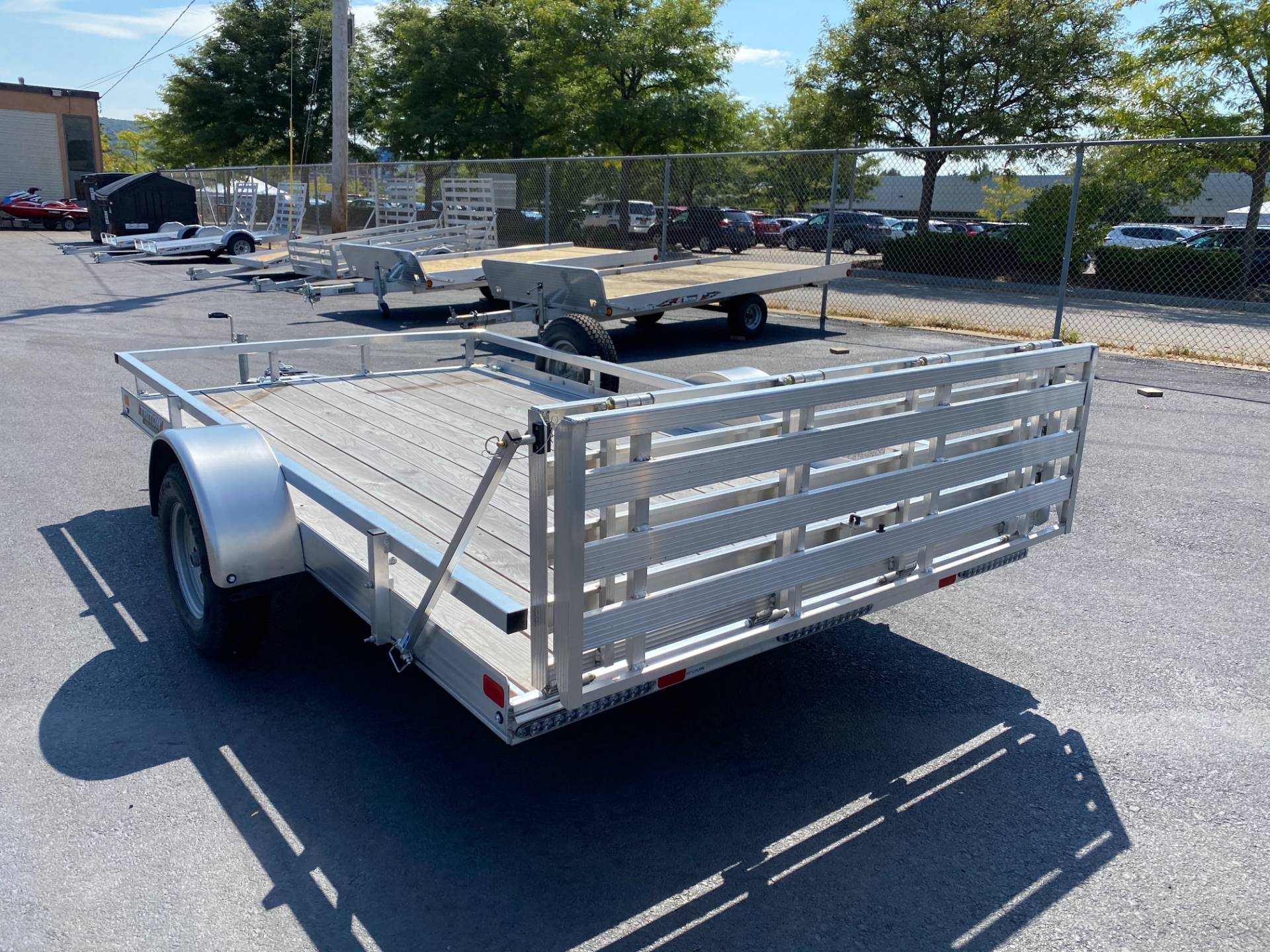 2020 Triton Trailers FIT 1281-P in Herkimer, New York - Photo 4