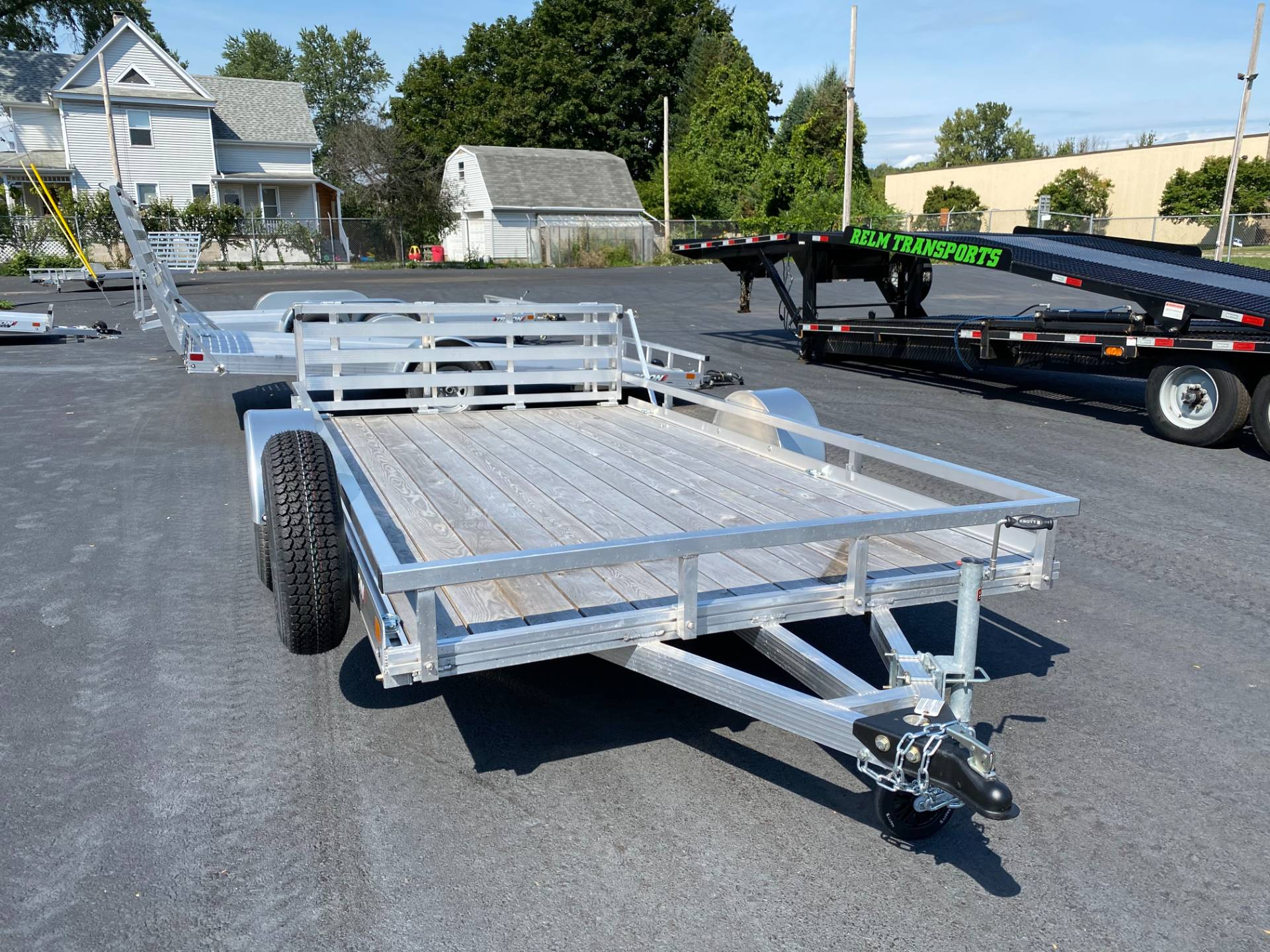 2020 Triton Trailers FIT 1281-P in Herkimer, New York - Photo 7