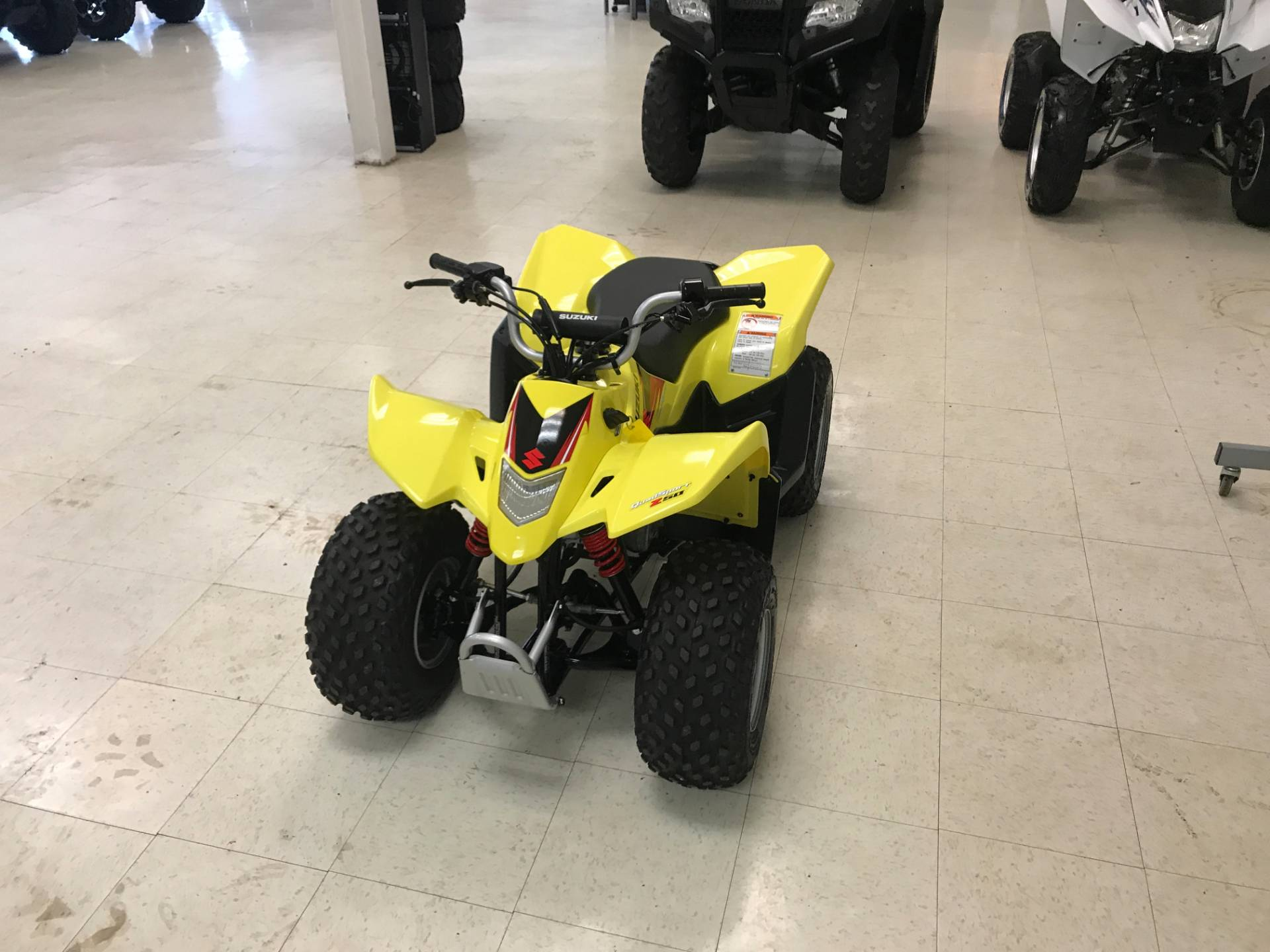 2017 Suzuki QuadSport Z50 in Herkimer, New York