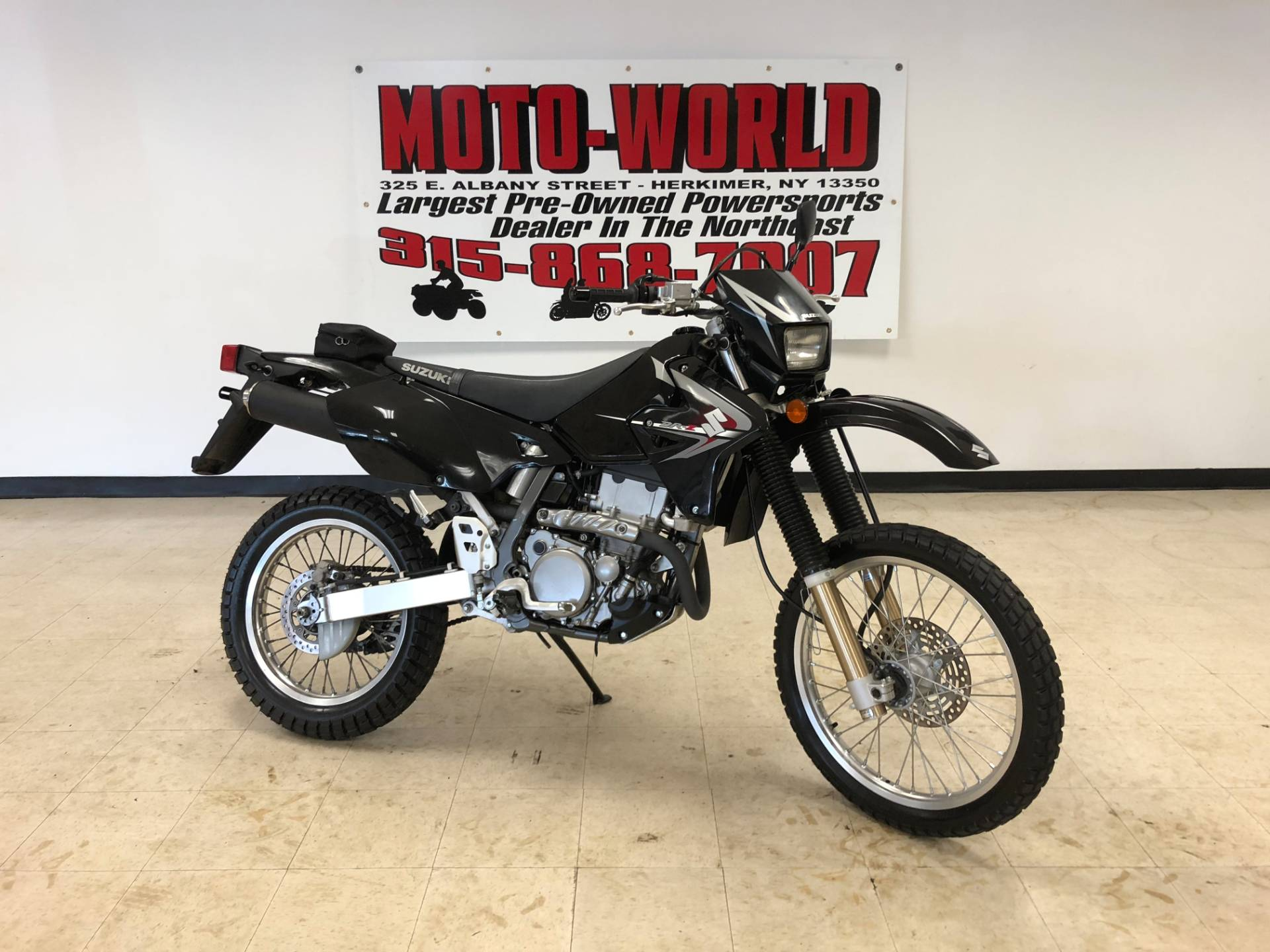 2014 Suzuki DR-Z400S in Herkimer, New York