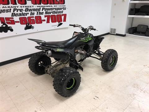 2017 Yamaha YFZ450R SE in Herkimer, New York