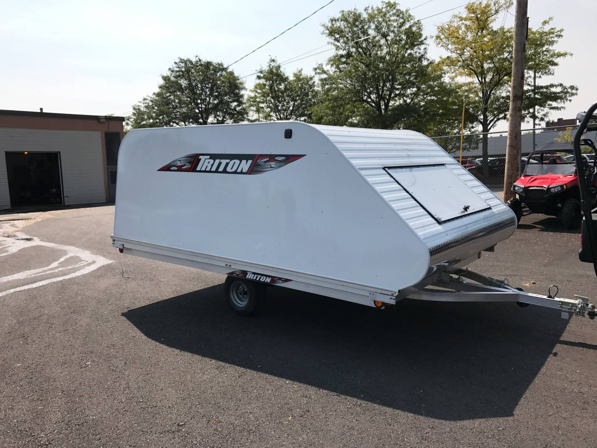 2018 Triton Trailers XT12-101 QP in Herkimer, New York
