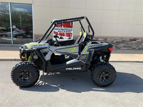 2018 Polaris RZR S 900 EPS in Herkimer, New York