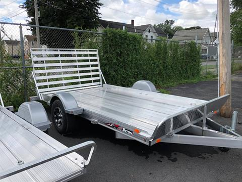 2018 Triton Trailers AUT1282 in Herkimer, New York