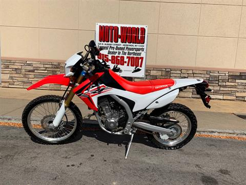 2016 Honda CRF250L in Herkimer, New York - Photo 1