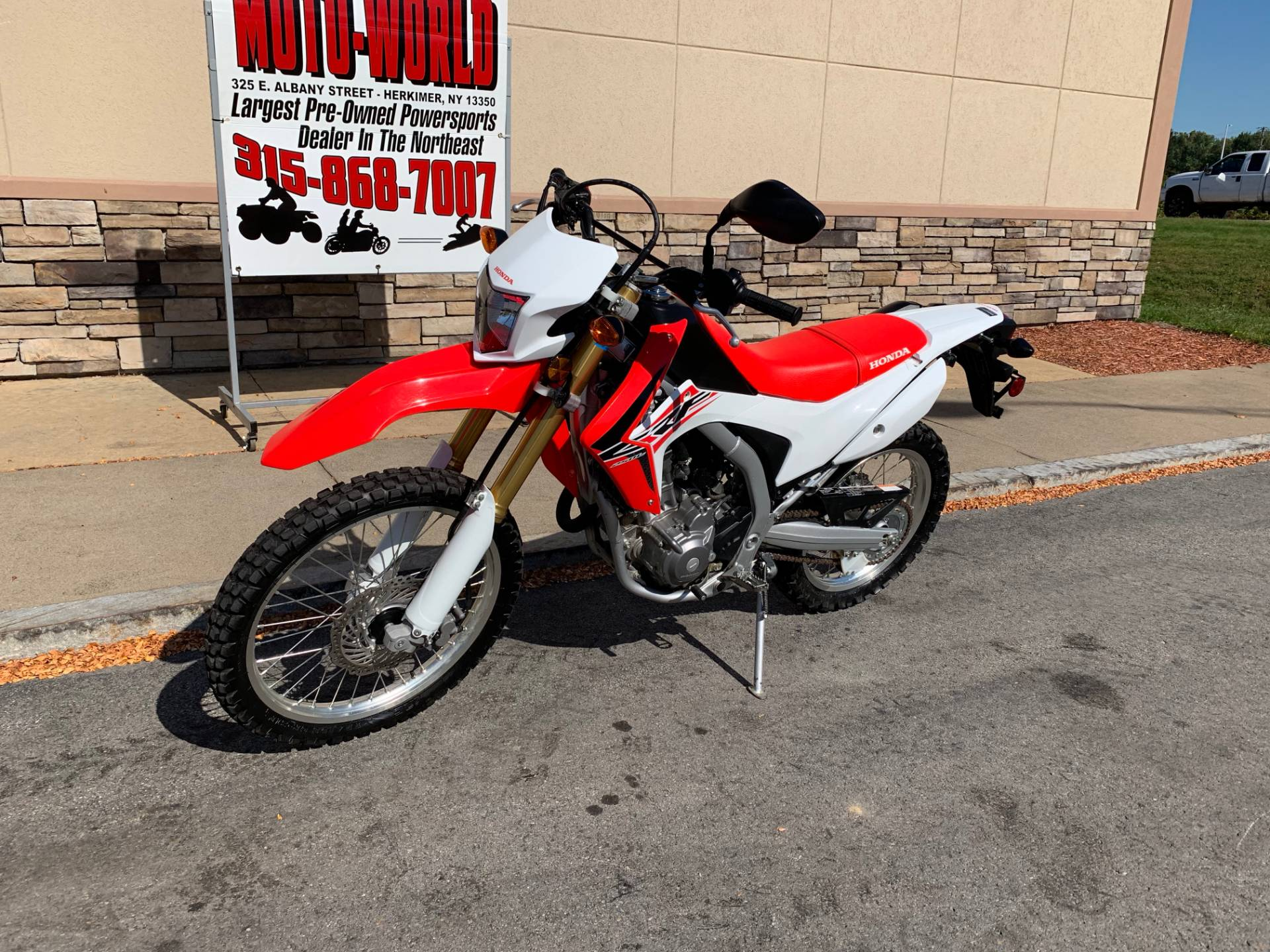 2016 Honda CRF250L in Herkimer, New York - Photo 2