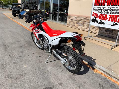 2016 Honda CRF250L in Herkimer, New York - Photo 3