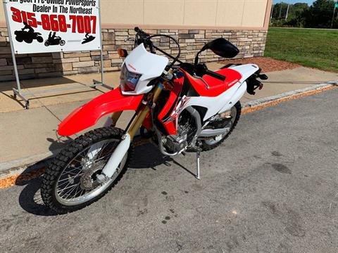 2016 Honda CRF250L in Herkimer, New York - Photo 6