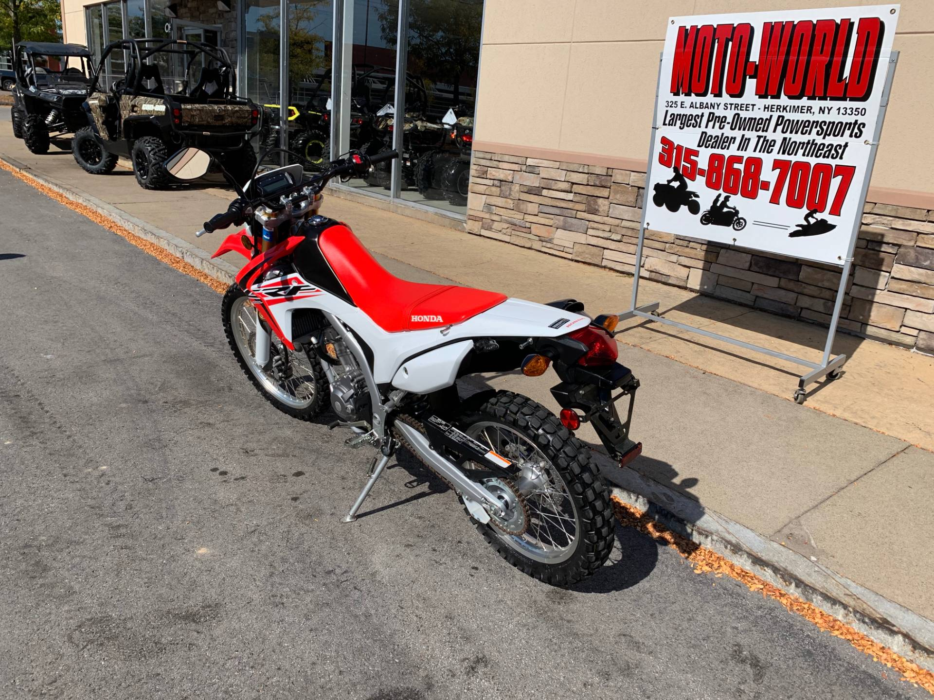 2016 Honda CRF250L in Herkimer, New York - Photo 7