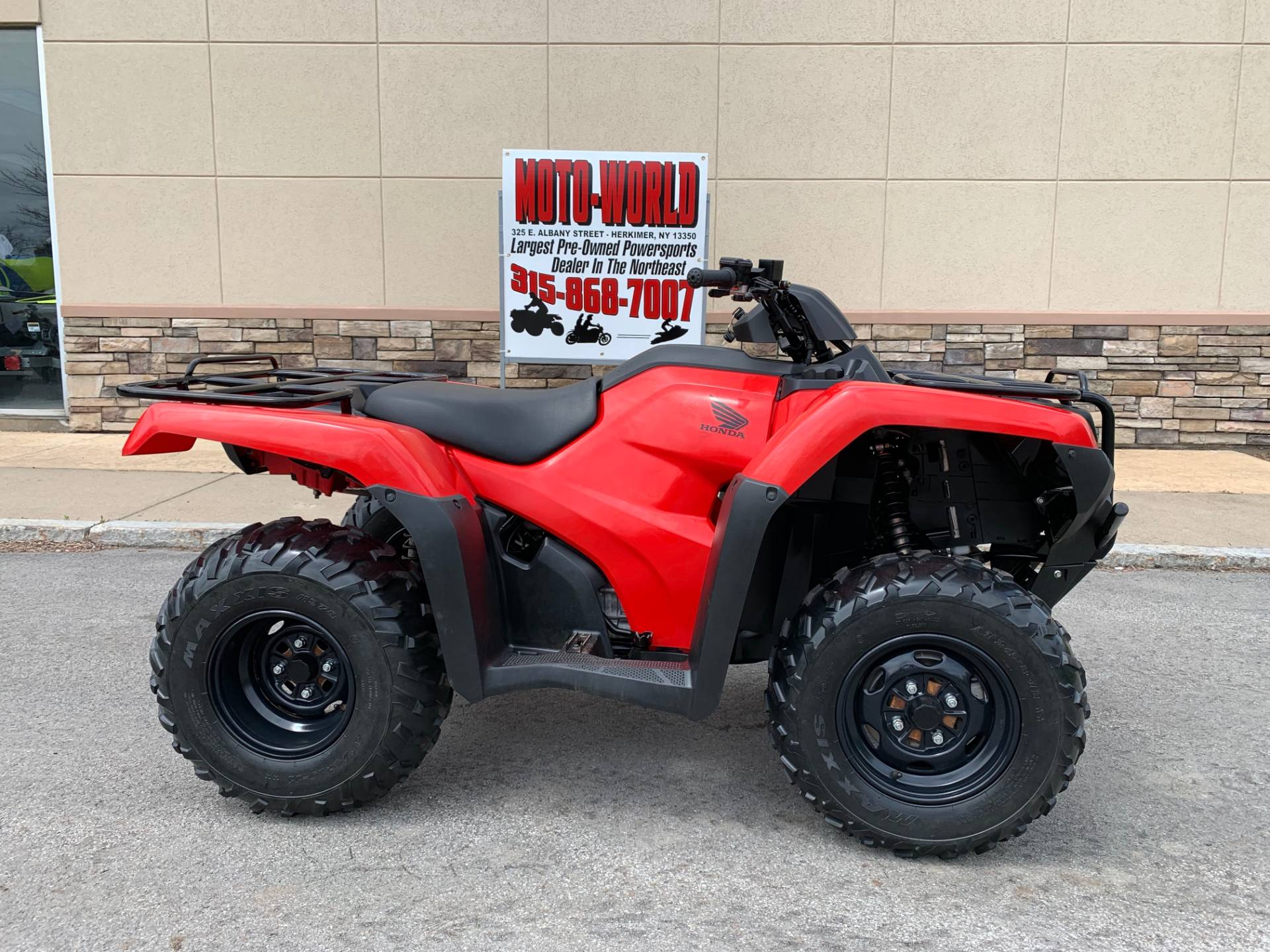 2018 Honda FourTrax Rancher 4x4 in Herkimer, New York - Photo 1