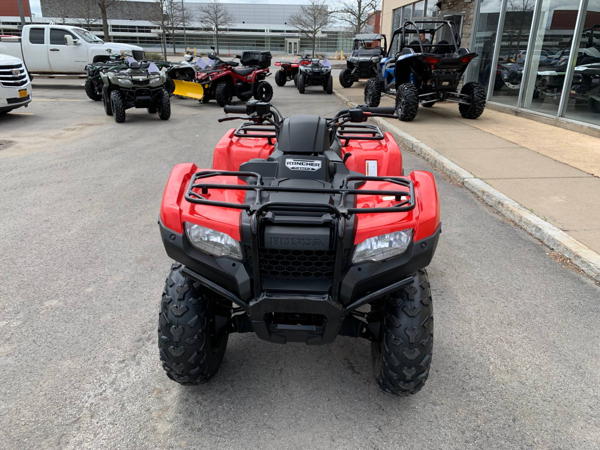 2018 Honda FourTrax Rancher 4x4 in Herkimer, New York - Photo 4