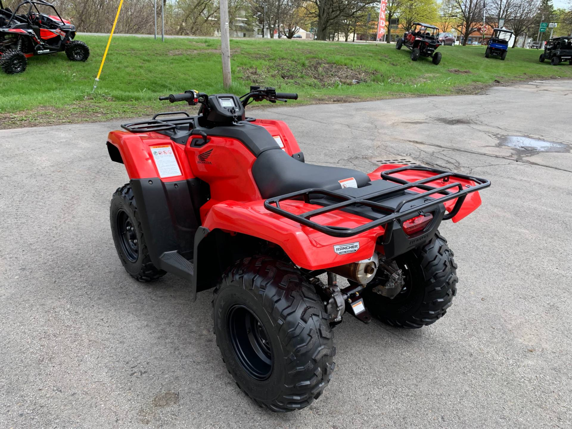 2018 Honda FourTrax Rancher 4x4 in Herkimer, New York - Photo 6