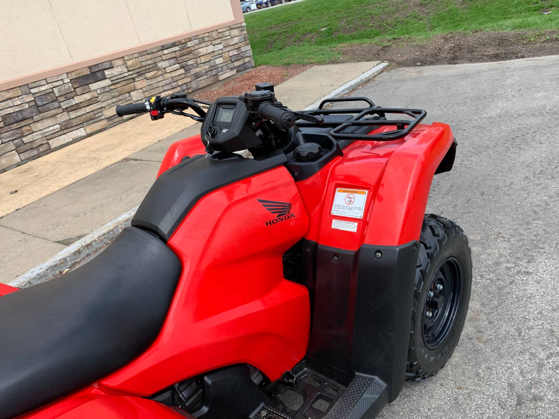 2018 Honda FourTrax Rancher 4x4 in Herkimer, New York - Photo 11