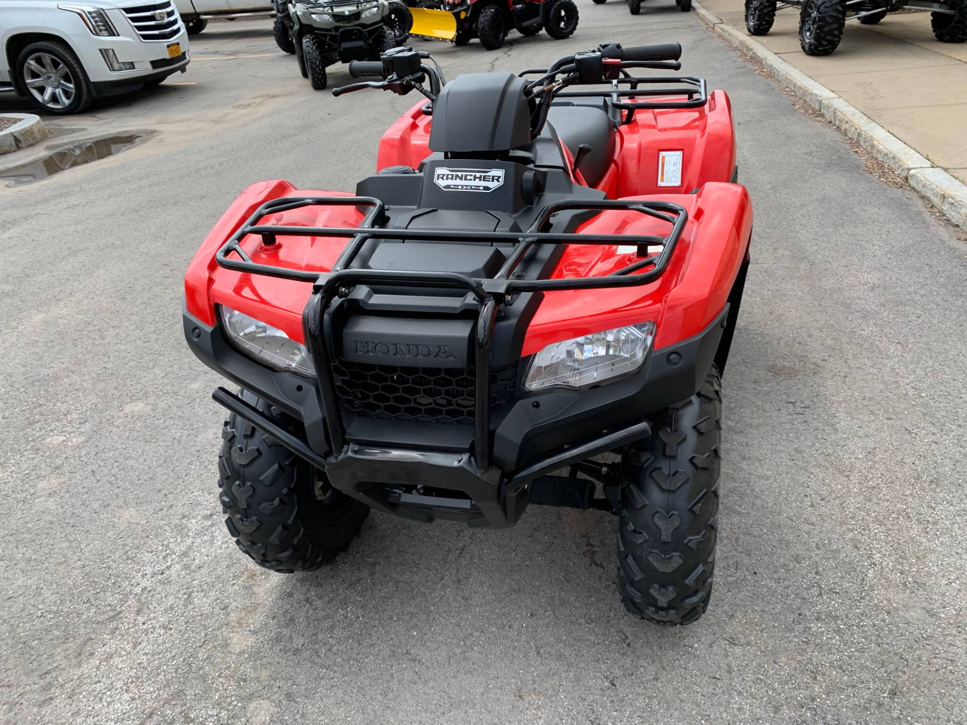 2018 Honda FourTrax Rancher 4x4 in Herkimer, New York - Photo 12