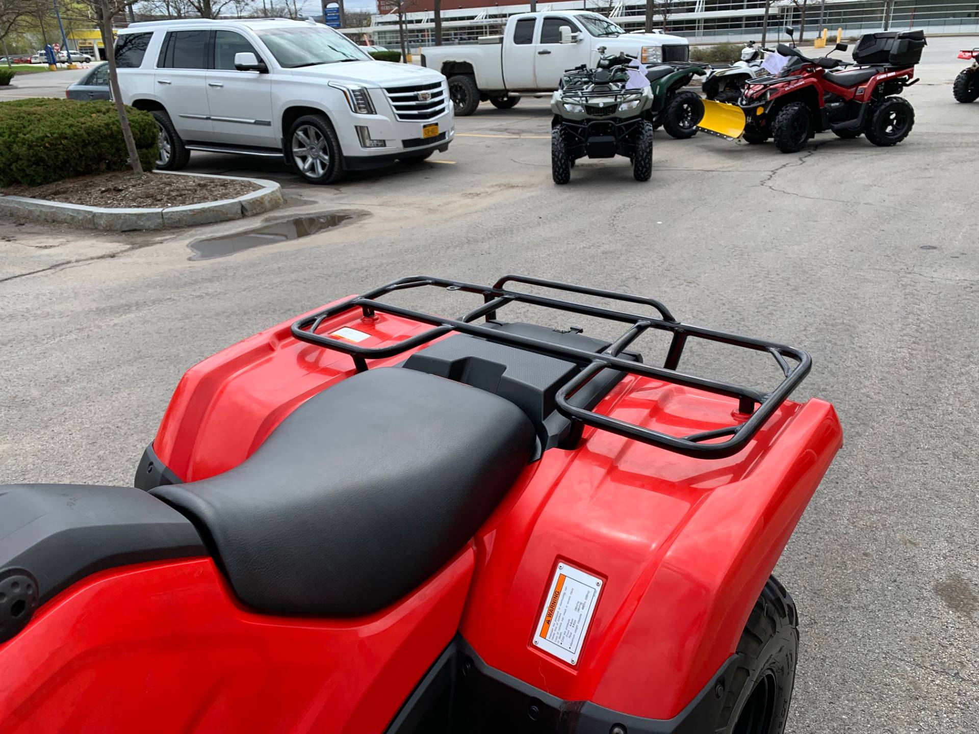 2018 Honda FourTrax Rancher 4x4 in Herkimer, New York - Photo 13