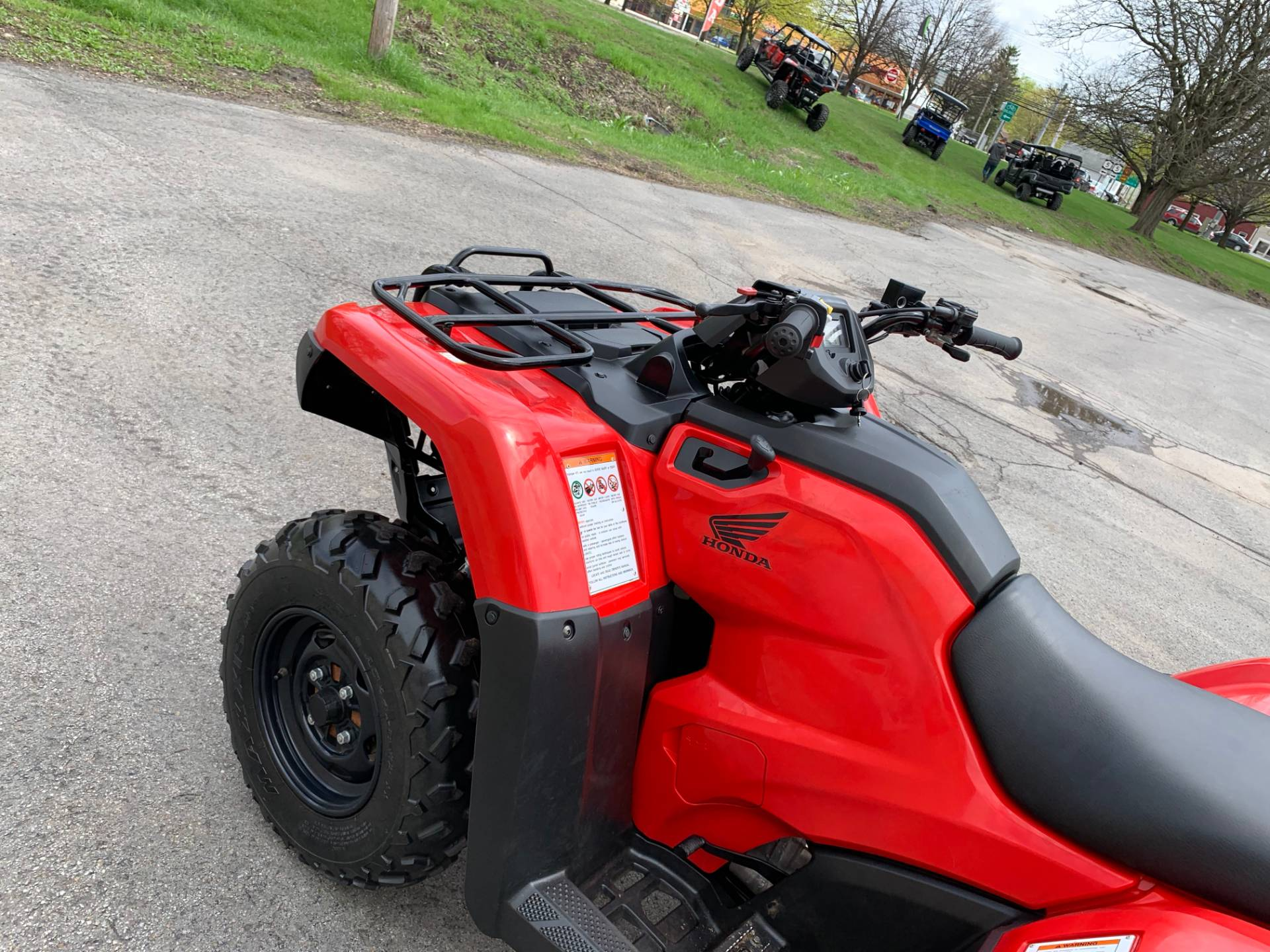 2018 Honda FourTrax Rancher 4x4 in Herkimer, New York - Photo 14