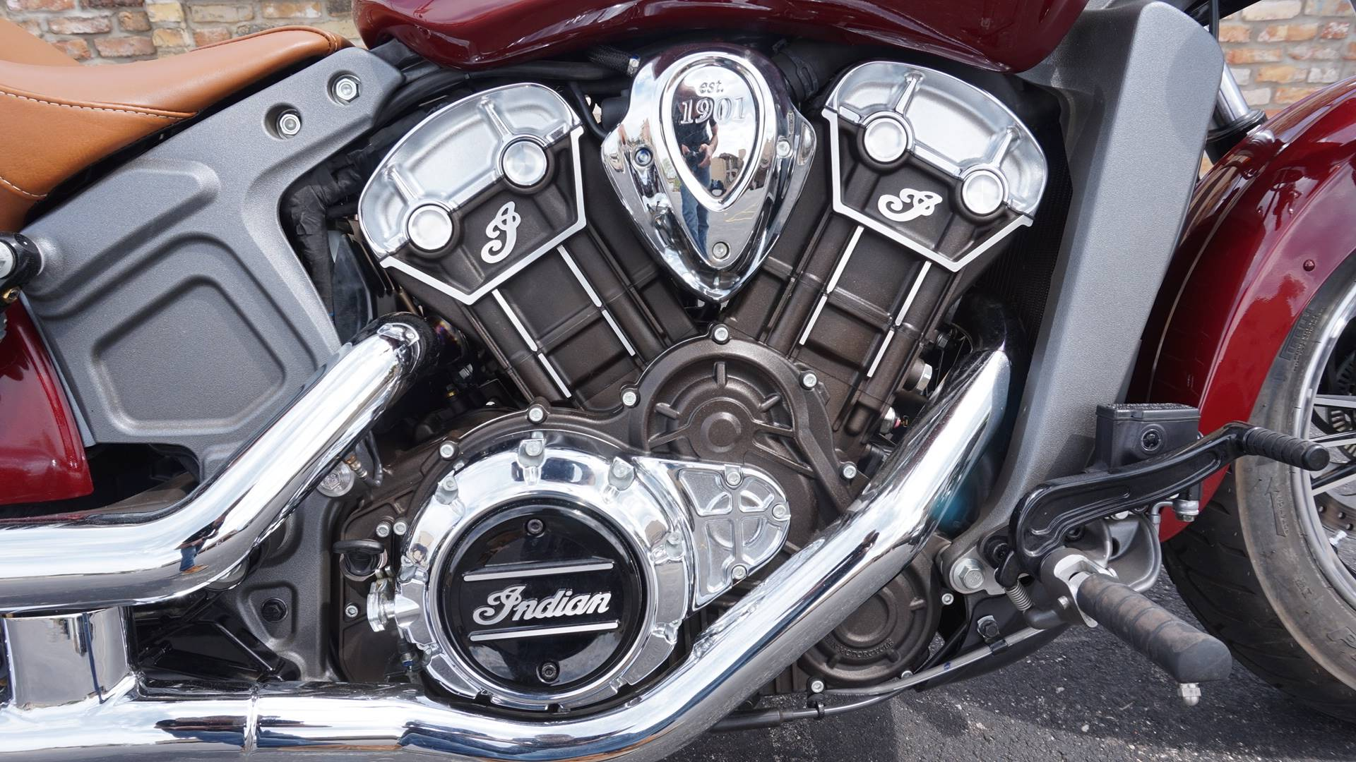 2018 Indian Scout® ABS in Racine, Wisconsin - Photo 9
