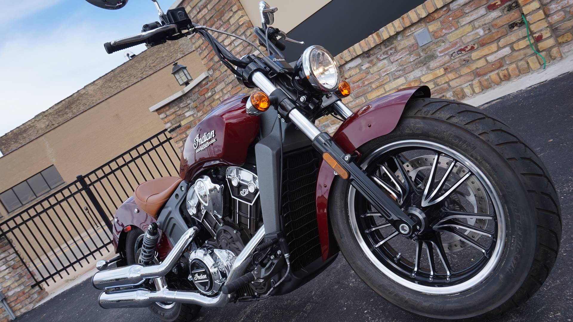 2018 Indian Scout® ABS in Racine, Wisconsin - Photo 13
