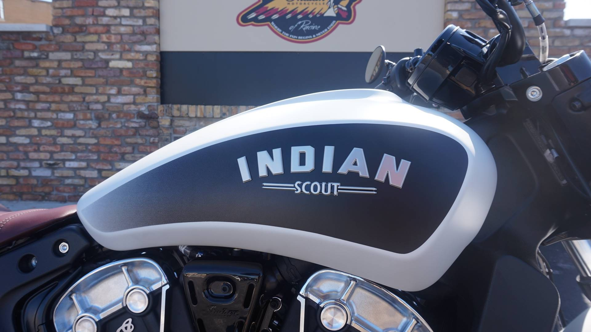 2020 Indian Scout® Bobber ABS in Racine, Wisconsin - Photo 2