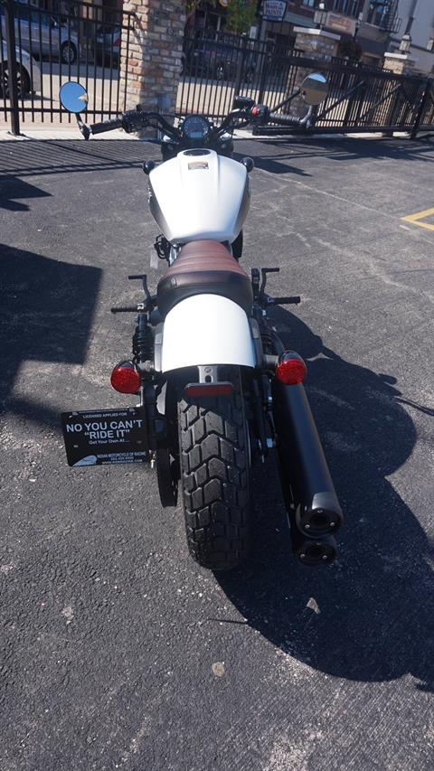 2020 Indian Scout® Bobber ABS in Racine, Wisconsin - Photo 11