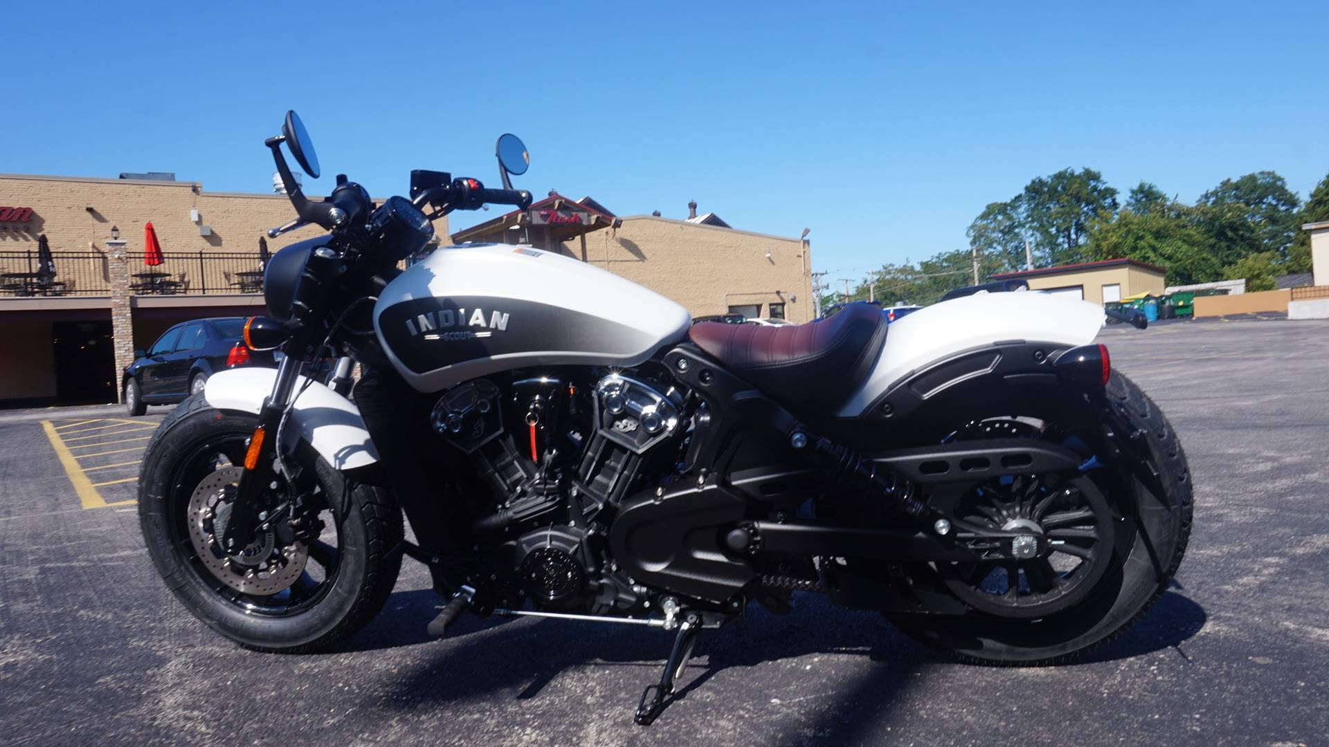 2020 Indian Scout® Bobber ABS in Racine, Wisconsin - Photo 14