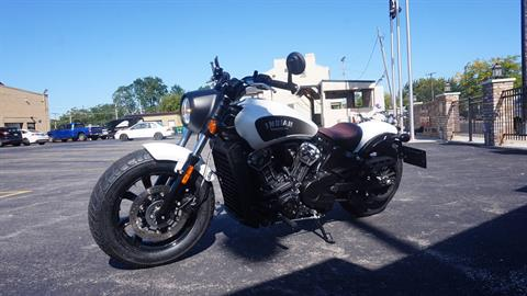 2020 Indian Scout® Bobber ABS in Racine, Wisconsin - Photo 18
